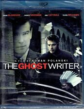 BLU RAY - THE GHOST WRITER - Ewan McGregor , Pierce Brosnan