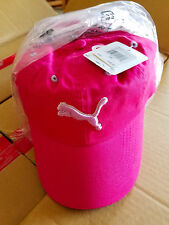 NWT Puma Relaxed Cotton Twill Cap 12-PACK