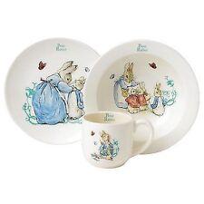 Beatrix Potter White Boxed Porcelain & China