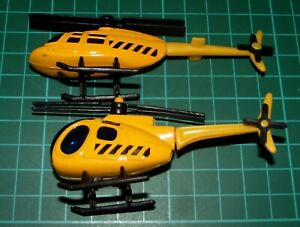 Another Two Small Yellow Helicopters #2