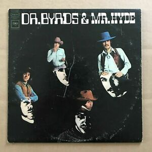 The Byrds- Dr. Byrds And Mr. Hyde Vinyl 9755 US 1st Press, Stereo, 2 Eyes shrink