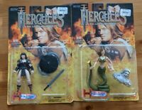 1995 Toy Biz Hercules Action Figures Lot: Xena & She-Demon
