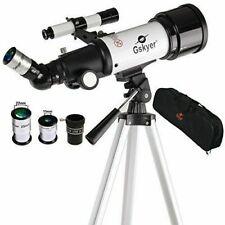 Gskyer Telescope AZ70400 Travel Refractor Astronomy Telescope