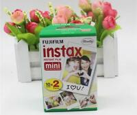 Mini Instant Film Twin Pack for Fujifilm instax mini 7s / 8 / 9 / 25 / 50s / 70