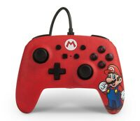 PowerA Super Mario Edition Wired Controller for Nintendo Switch (1513569-01)™