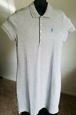 Polo Ralph Lauren Womens Dress Interlock Pony Logo Tennis Golf Sport - Medium