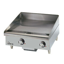 """Star 724Ta 24"""" Heavy Duty Electric Countertop Griddle"""