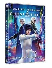 Dvd GHOST IN THE SHELL - (2017) .....NUOVO