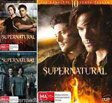 Supernatural : Season 8 + 9 + 10 : NEW DVD