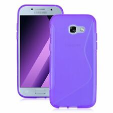 Samsung Galaxy A5 2017 - TPU Silicone Rubber Gel Soft Back Case Cover SM-A520W