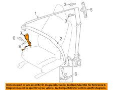 VOLVO OEM 16-18 S60 Front Seat Belt-Buckle Left 31436952