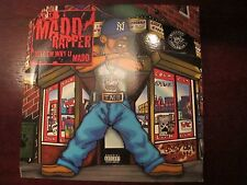 MADD RAPPER TELL EM LP 50 CENT MASE EMINEM BUSTA RHYMES BEATNUTS BLACK ROB