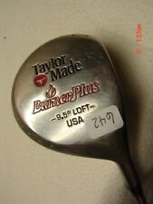 *Taylor Made Burner Plus 9.5* Driver Tour Preferred Right Hand Men's       #642