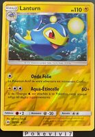 Carte Pokemon LANTURN 50/149 Rare REVERSE Soleil et Lune 1 SL1 FR NEUF