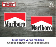 Marlboro Vinilo Sticker Decal Vinyl Autocollant Auftkleber Adesivi Pegatina
