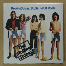 "THE ROLLING STONES - Brown Sugar **LTD 7""-Vinyl**indiv. NUMBERED**NEW**"