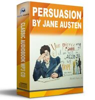 Jane Austen Persuasion mp3 CD Audio Book Talking Classics