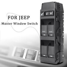 1PC Car Window Master Power Control Switch Driver Side for CHRYSLER DODGE JEEP