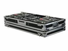 """Odyssey FZBM12W Flight Zone Turntable Battle Coffin Case w/Wheels - 12"""" DJ Mixer"""