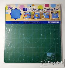 BIRCH - 30cm x 30cm Rotating Craft Self Healing Cutting Mat - *