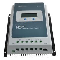 Epever MPPT Solar Charge Controller Tracer AN Power Regulator 12V/24V PV 60V CE