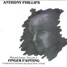 Anthony Phillips – Missing Links Volume 1: Fingerpainti- CD ALBUM our ref 1820