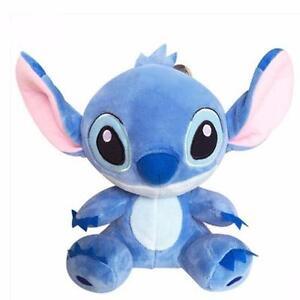 20CM Lilo&Stitch Plush Soft Touch Stuffed Doll Figure Toy Birthday Xmas Gift UK-