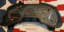 REBUILT 78k 2006 GM GMC Envoy Speedometer Instrument Gauge Cluster Dash 07 08