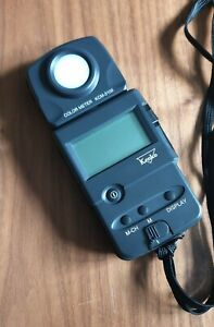 Kenko Color Meter KCM-3100 --  Ambient or  Flash -- As new -- Complete