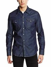 Levi's Regular Size Collared Casual Shirts & Tops for Men