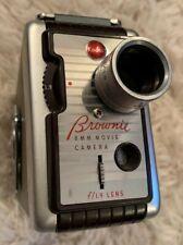 Kodak Brownie 8mm Movie Camera Video Recorder 83 **IN ORIGINAL BOX WITH MANUAL**
