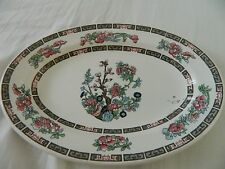 Large vintage Grindley Pottery dish / tray
