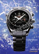 OMEGA Seamaster Professional mens wrist watch advertisement A4 size HQ print
