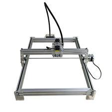 15W CNC Laser Engraving Marking Machine Wood Cutter Engraver 35x50cm DIY Kit