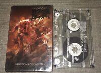 Morbid Angel Kingdoms Disdained Brand New & Sealed Cassette Tape Ships USA Rare