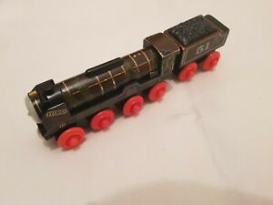 Thomas The Tank Engine & Friends WOODEN LOST AND FOUND HIRO WOOD TRAIN COMBI P&P