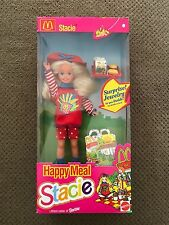 1993 McDonald's Happy Meal Stacie / Little sister of Barbie / 11474