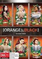 Orange Is The New Black : Season 3 (DVD, 4-Disc Set) NEW