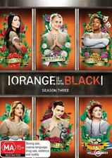 Orange Is The New Black : Season 3 (DVD, 2016, 4-Disc Set)