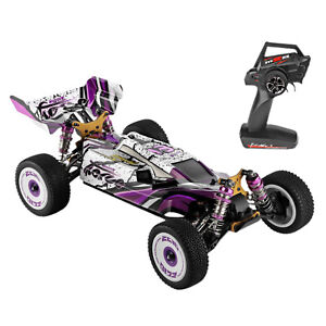 1/12 RC Racing Cars Electric RTR 2.4Ghz 60KM/H High Speed Toys 4WD WLtoys 124019