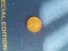 1940 Wheat Penny No Mint Mark