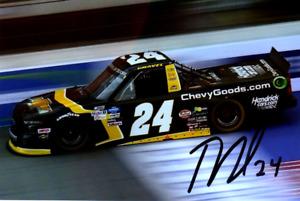 NASCAR authentic autographed 4x6 photo lot
