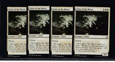 Magic 4x Geist of the Moors - Geist delle Brughiere 015/249 A25 C