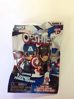MARVEL OOSHIES SERIES 2- MYSTERY FIGURE PENCIL TOPPER BLIND BAG sealed