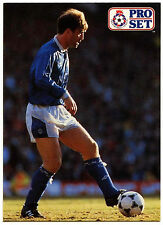 Kevin Ratcliffe Everton #263 Pro Set Football 1991-2 Trade Card (C364)