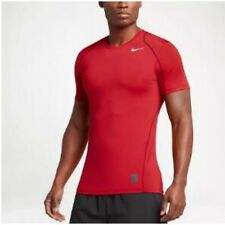Nike Pro dri fit Gym Red Short Sleeve Men's Size 3Xl