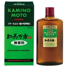 KAMINOMOTO Hair Tonic Growth Promoter Hair Tonic 200ml Fragrance free Japan