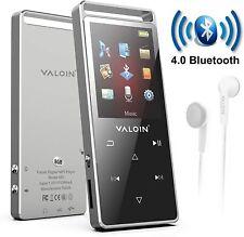 Valoin N01 Digital Mp3 Player 8Gb 4.0 Bluetooth / Up to 128 Gb External Memory