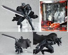 New Limited Figma Guts Berserk Armour Ver w/ Schierke Comic VOL 37 post card