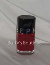 Sephora Color Hit Nail Lacquer L 42 Red *NEW* 5 Day Shine 0.16 oz. mini polish